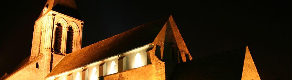 L'église Saint Martin d'Herblay